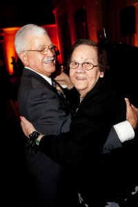 The Abuelos at my wedding in November 2009