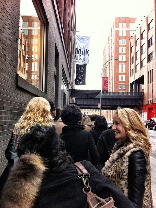 Milk Studios NYC - IFB Con Feb 2012