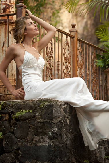 Wedding Dress from Island Importer via www.islandimporter.com