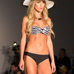 De Lancret Swimwear - Miami Beach International Fashion Week 2012