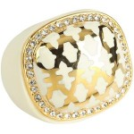 Vince Camuto Central Enamel Ring