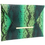BCBGMAXAZRIA - Exotic Technology Clutch