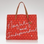Loquita Canvas Tote - Naughty and Independent