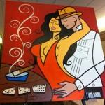 Romance y Domino by Carlos Navarro