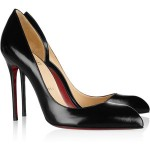 Christian Louboutin Chariana Leather Pumps