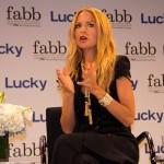 Rachel Zoe at Lucky FABB