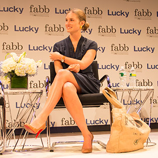 Lauren Bush, FEED, Lucky FABB