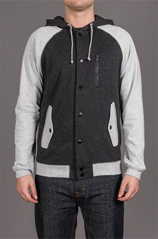 Chor Snap Front Jacket on JackThreads