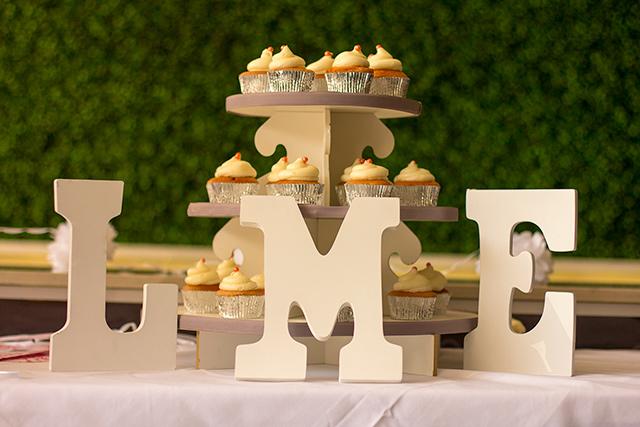 LME Cupcake Tower