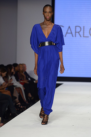 Carlos Miele - Miami Fashion Week 2013