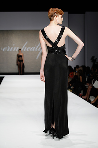 Erin Healy - Miami Fashion Week 2013