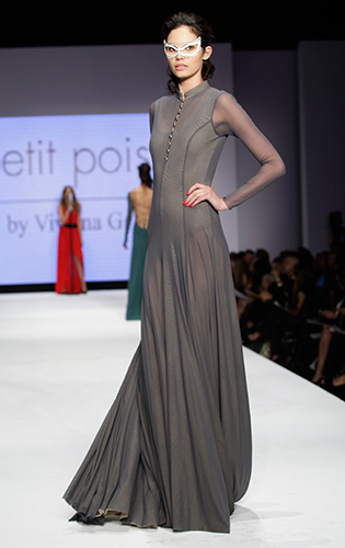 Petit Pois by Viviana G - Miami Fashion Week 2013