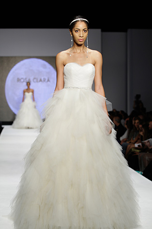 Rosa Clara Bridal - Miami Fashion Week 2013
