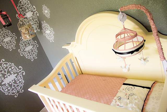 Nesting: The Nursery Project