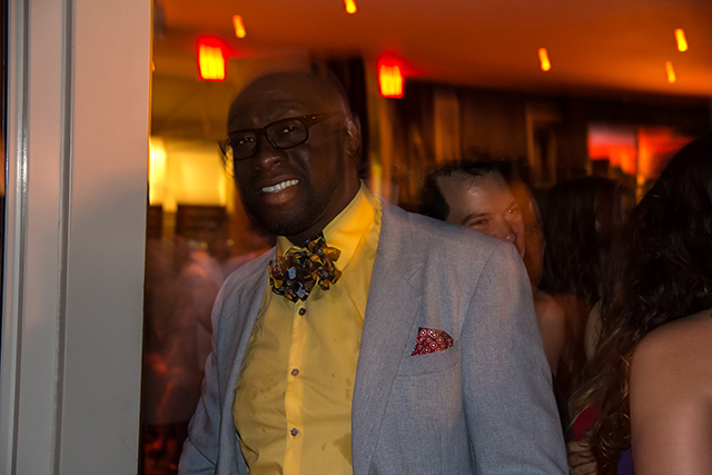 Neckwear Designer & Stylist Steven T. Smith