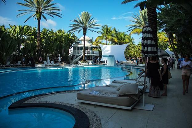 MBFW Swim 2014 | The Raleigh Hotel