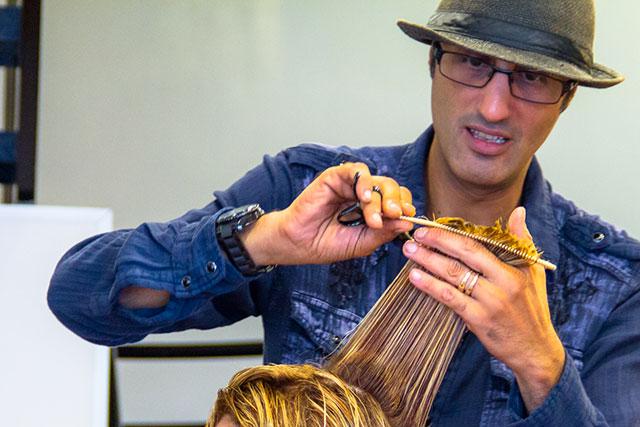 Hair by Hisham in Coconut Grove, Miami, FL