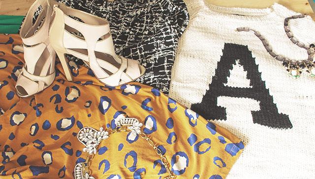 A Shopper's Vow | Bubbles & Ink