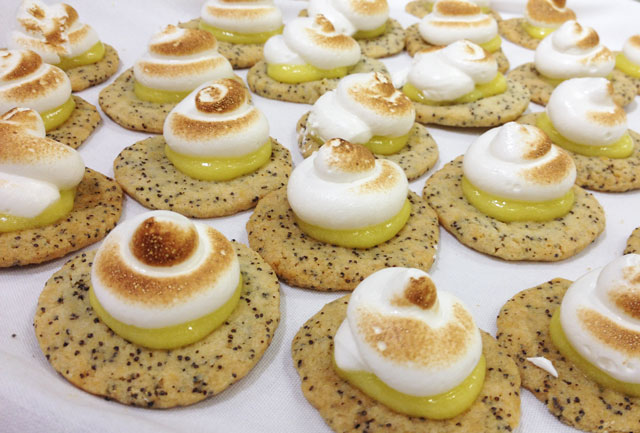 Martha Stewart Lemon Poppyseed Cookies