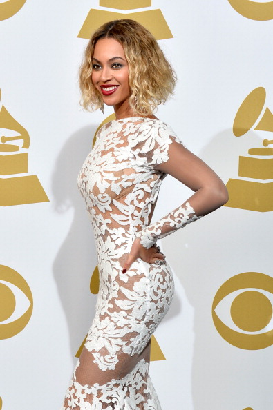 56th GRAMMY Awards - Press Room - Beyonce