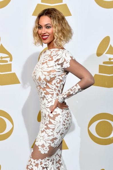 56th GRAMMY Awards - Press Room - Beyonce