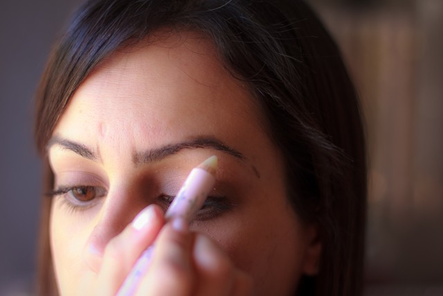 Brow Tutorial | Bubbles & Ink Blog by Alicia