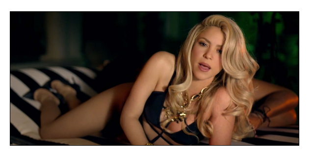 Shakira |Can't Remember to Forget You
