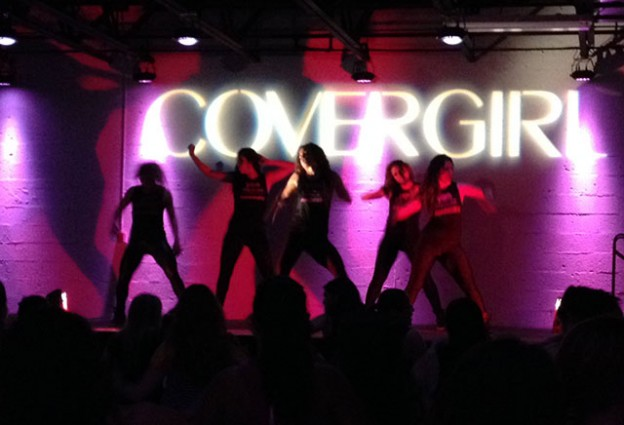 Official Vixen Workout | Miami + Bubbles & Ink Blog CoverGirl Event