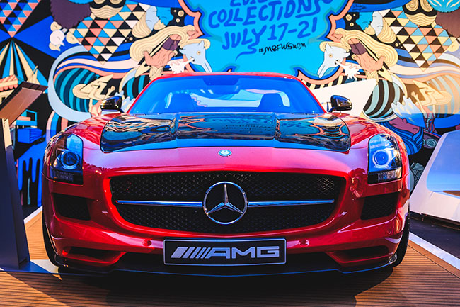 Car-at-Mercedez-Benz-Fashion-Week-Swim-2015
