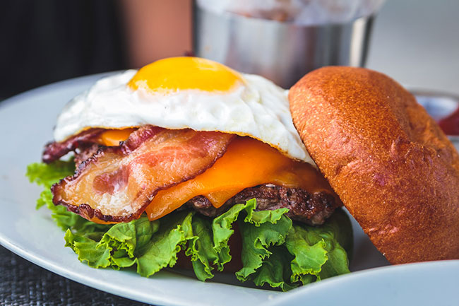 The-Epic-Burger-at-Area-31-Brunch