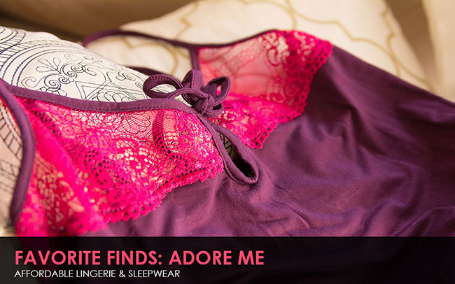 Favorite Finds: Adore Me