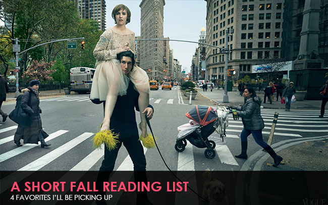 fall 2014 reading list