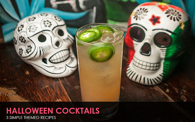 Halloween Themed Cocktail Recipes Tequila