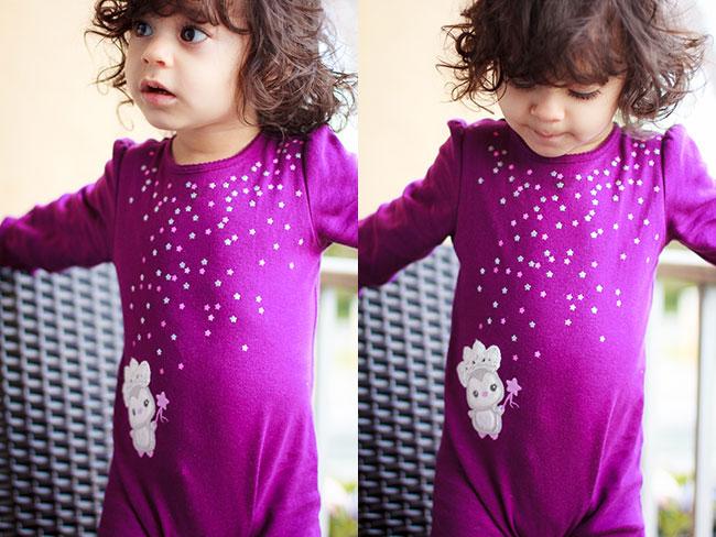 Lucy-Gymboree-Pajamas-Bubbles & Ink Blog Miami