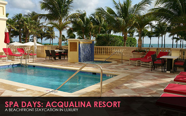 Acqualina Resort & Spa in Sunny Isles Beach, FL