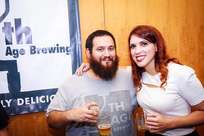 Kaufman Rossin Brew Bash 2015