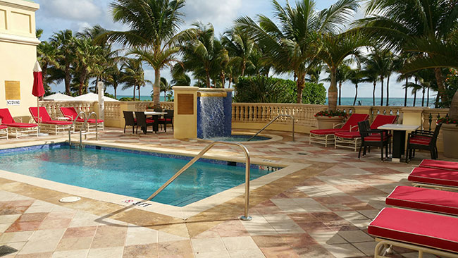 Acqualina Resort and Spa in Sunny Isles Beach review on Bubbles and Ink Blog