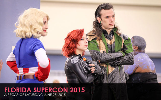 Florida Supercon | Bubbles & Ink