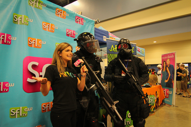 Florida Supercon 2015 Miami Beach Convention Center Cosplay June 27, 2015