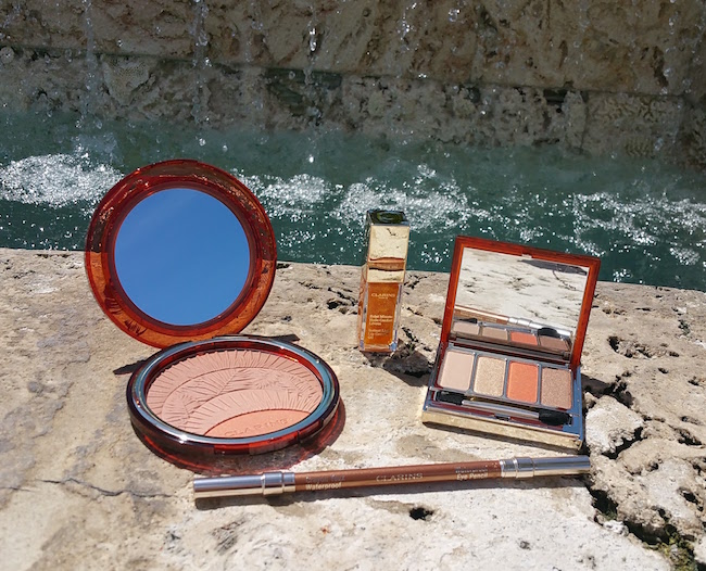Clarins 2017 Summer Makeup Collection