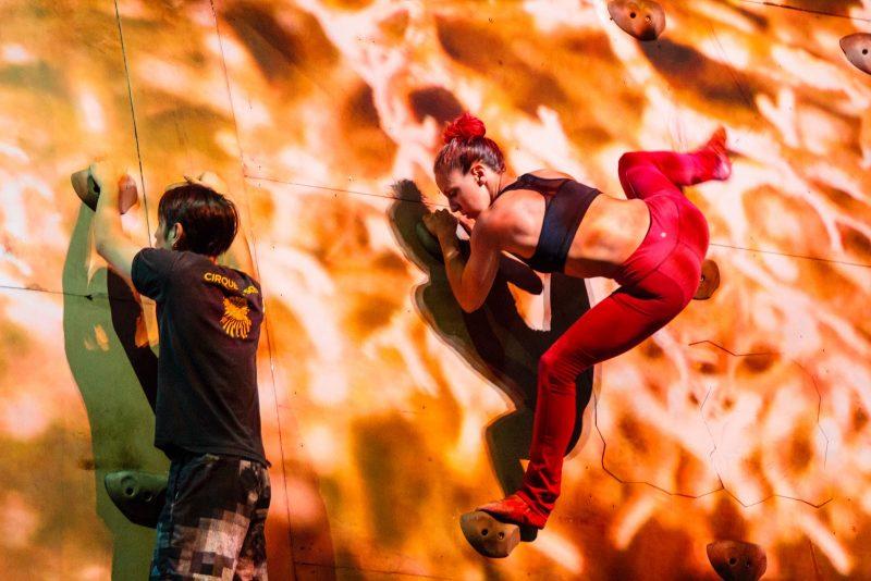 cirque du soleil ovo behind the scenes rehearsal miami