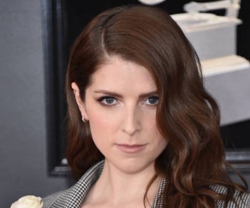 Anna Kendrick 2018 Grammys Hair Tutorial by Matthew Monzon