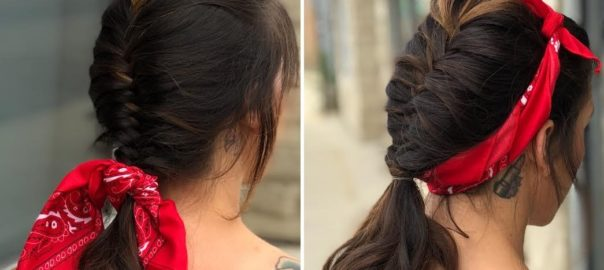 Braided Summer Hair Tutorial