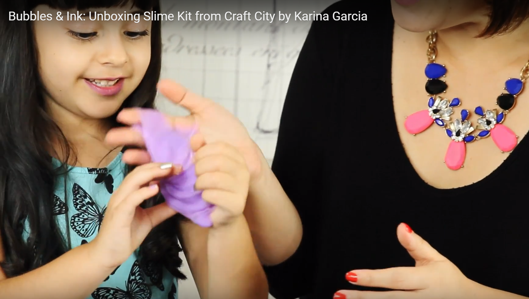 Craft City by Karina Garcia Unboxing Video