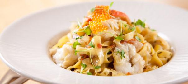 Shrimp Linguini Recipe by Seaspice Executive Chef Angel Leon